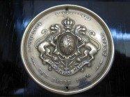 Штампованные медали в пианино August Forster под номером 1436