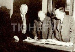 Ян, Антонин и Владимир (2-е поколение)