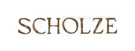 Логотип фабрики Scholze
